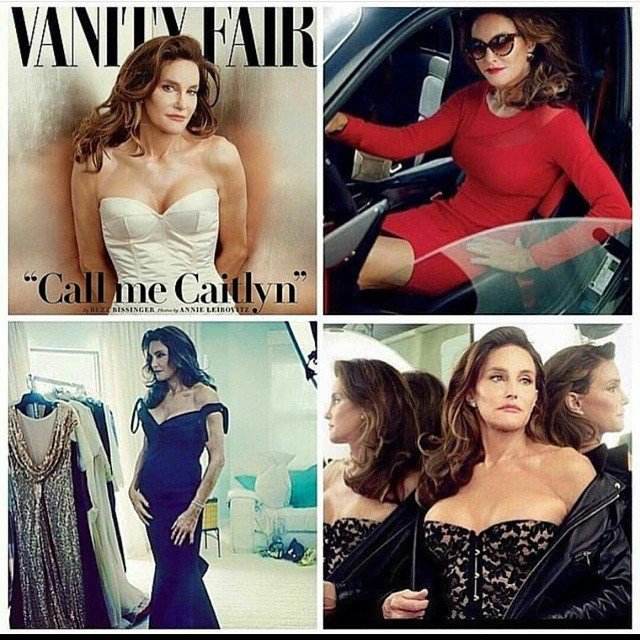 courage is having the strength to embrace & be who you truly are, kudos  to you caitlyn!