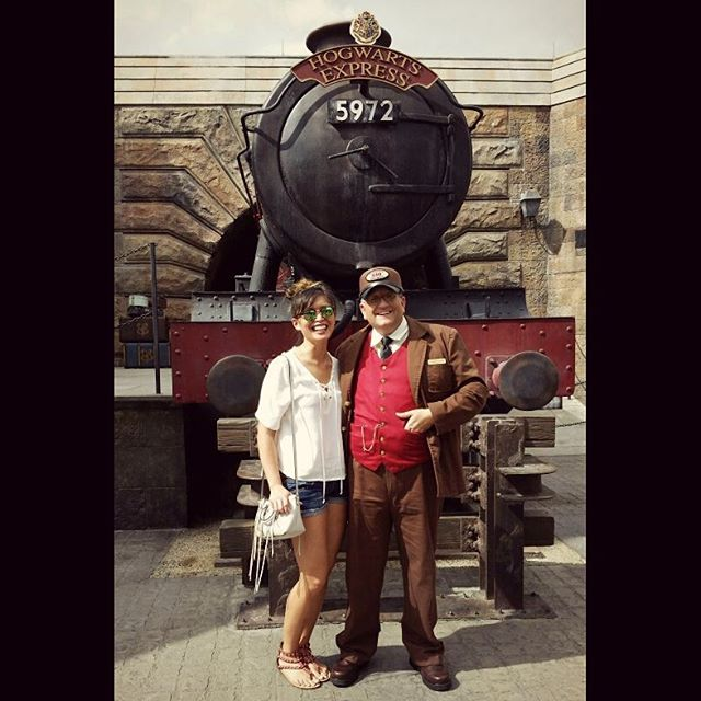 🚂All aboard the Hogwarts Express