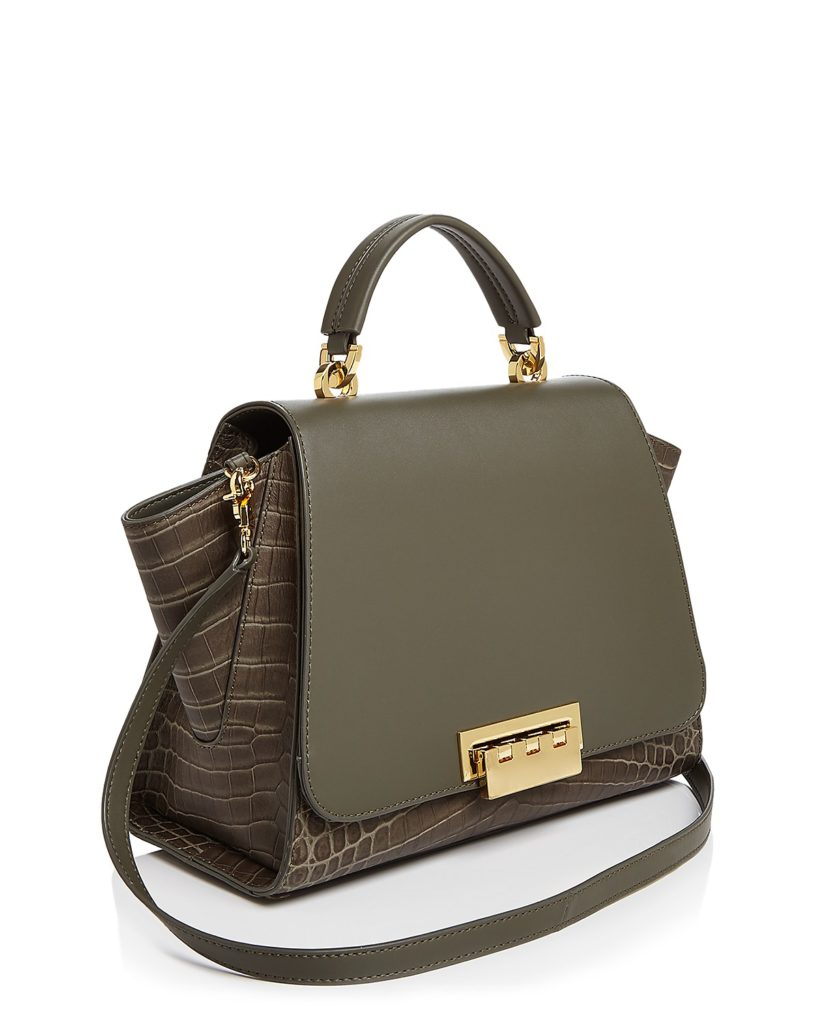 Zac Posen Olive Eartha, side