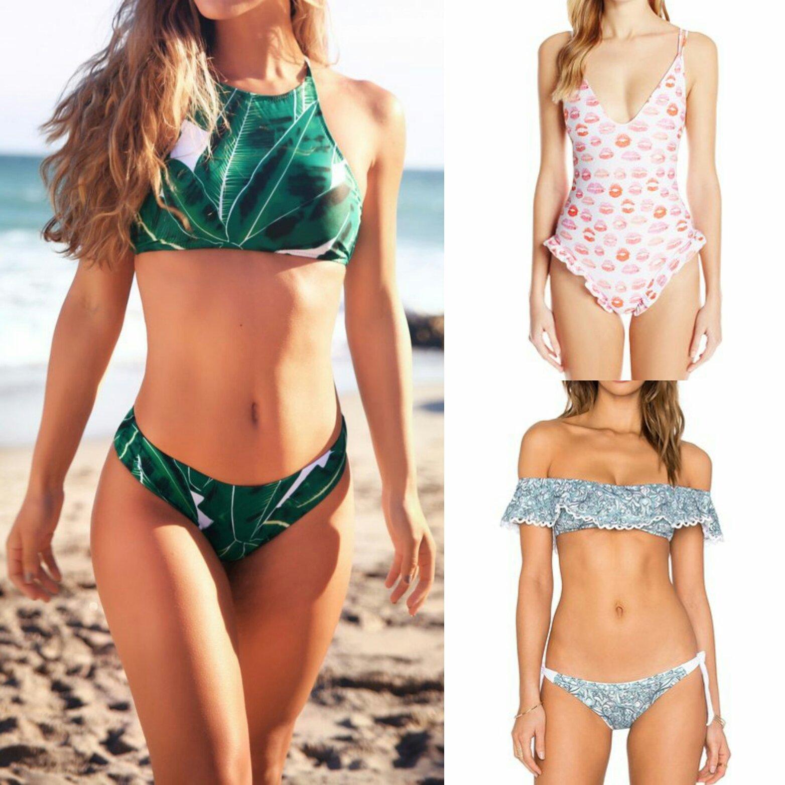 Bikini Tops Off 93