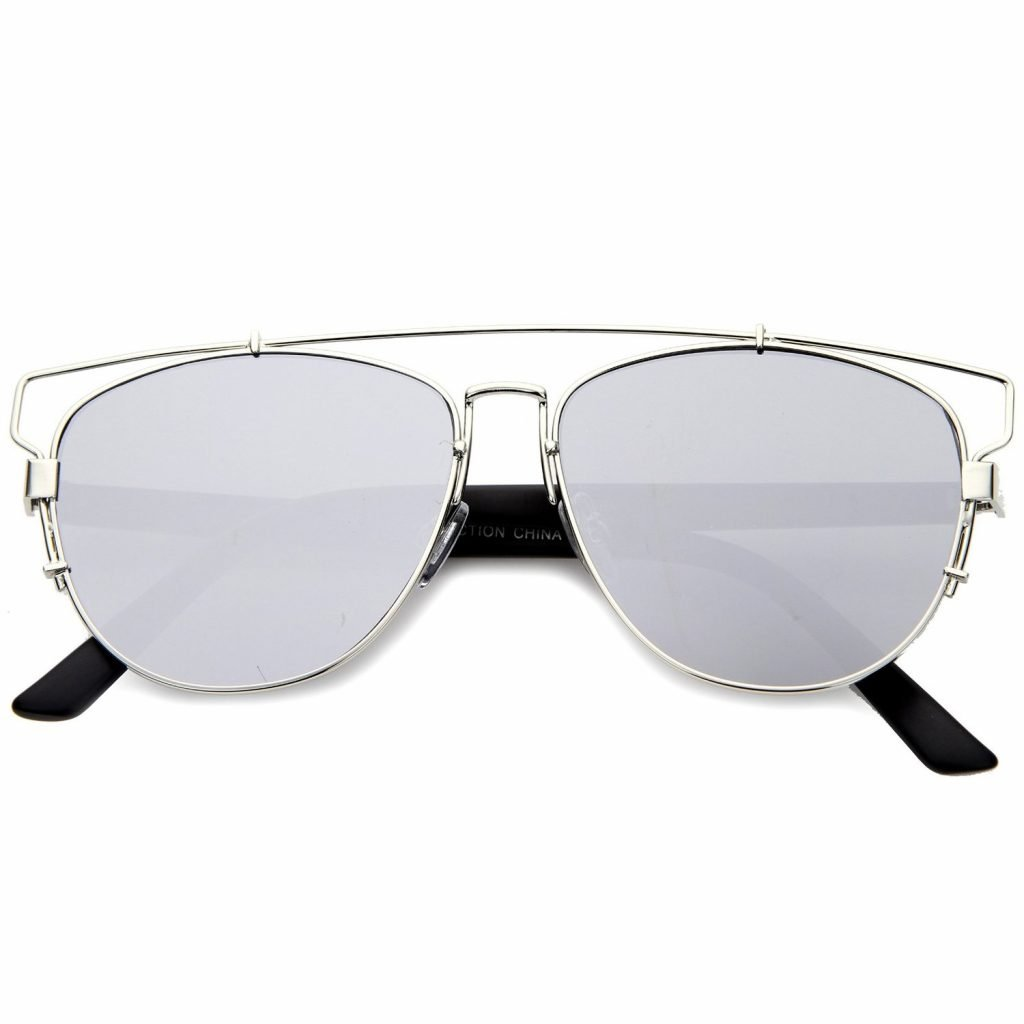 Dupe for Dior Technos Sunglasses, silver
