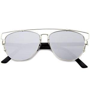 Dupe for Dior Technos Sunglasses, silver
