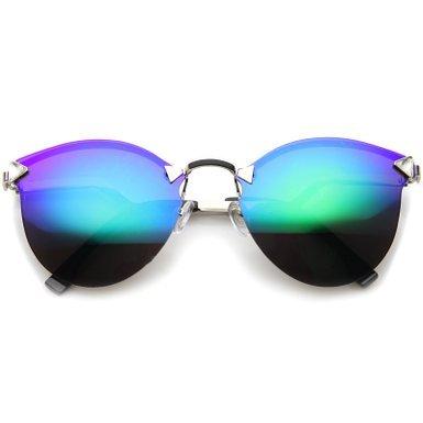 Rimless Sunglasses - Midnight