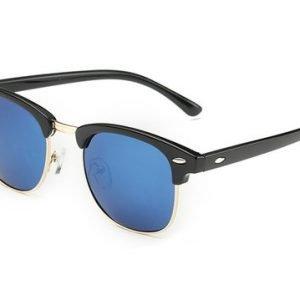 clubmaster sunglasses, blue