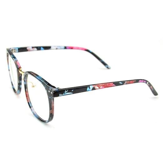 83c56aa306ec Floral Cat Eye Glasses Frames - Bitterroot Public Library