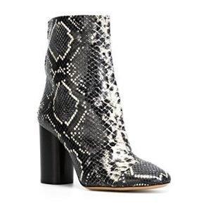 faux-python-boots