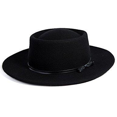 black-wide-brim-hat